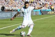 World Cup 2014: Argentina's Lavezzi set to replace Aguero against Switzerland