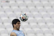 As it happened: World Cup 2014, Uruguay vs England
