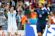 World Cup 2014: No.10s Lionel Messi and Karim Benzema share limelight