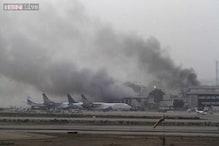 Pakistani Taliban attacks Karachi airport, 30 dead