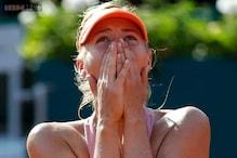 In pics: Maria Sharapova wins her second French Open title