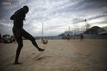 In pics: Brazil gears up for the Football World Cup 2014