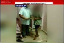 AP: Video shows visually impaired children being caned by teacher