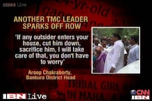 After Tapas Pal, another TMC leader urges party workers to 'sacrifice outsiders'