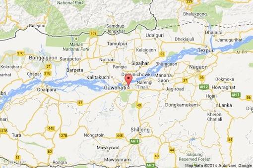 Three Injured in Grenade Blasts in Assam's Bijni Town