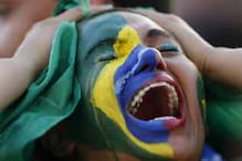 In pics: Brazil weeps after heart-breaking defeat