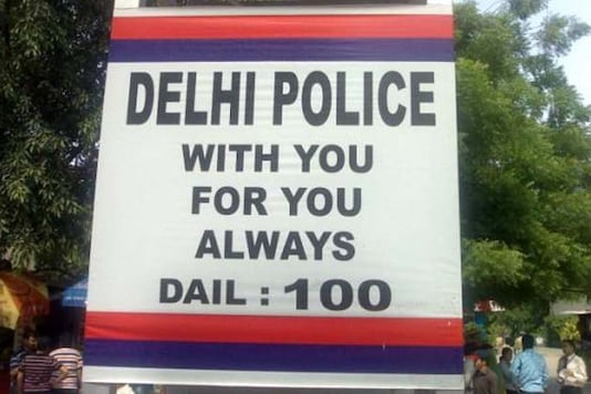 Woman sets herself on fire at Delhi police headquarters gate