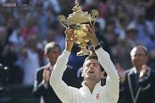 Djokovic beats Federer in five-set thriller to win second Wimbledon title