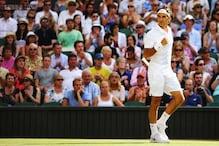 Federer beats Raonic to set up Wimbledon final with Djokovic