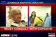 Hasty decisions in Juvenile Justice Act should be avoided: Khurshid