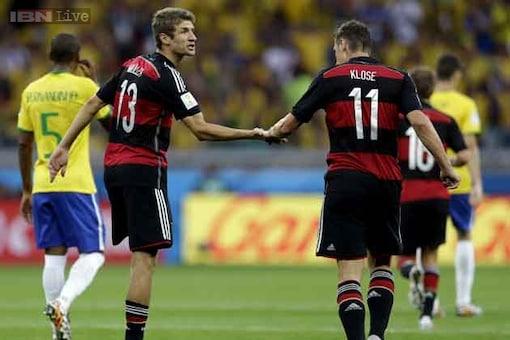 World Cup 2014: Miroslav Klose, Thomas Mueller eye more German goals