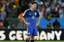World Cup 2014: Lionel Messi blames strikers for 'Final' defeat