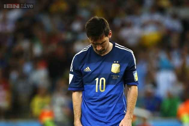 World Cup 2014 Messi Did Not Deserve The Golden Ball Says Diego Maradona