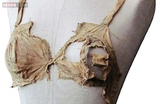 A pair of socks from 400 BC and a linen bra that dates back to 1390 AD: Photos of the world's oldest examples of perfectly ordinary things