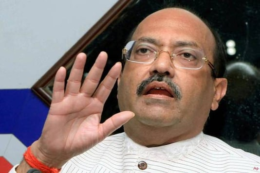 Throw out Tapas Pal from party: Amar Singh