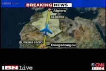 Missing Air Algerie plane with 116 on board has crashed: Algerian official