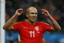 World Cup 2014: Arjen Robben laments 'grim' World Cup exit