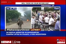 Situation in Saharanpur under control: UP government to MHA