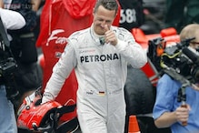 Michael Schumacher is slowly progressing, says wife