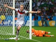 In pics: Germany vs Algeria, Round of 16