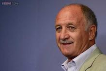 I need a hug, says Scolari on Gremio return