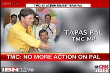 Rape for revenge remark: TMC says matter ends after Tapas Pal's apology