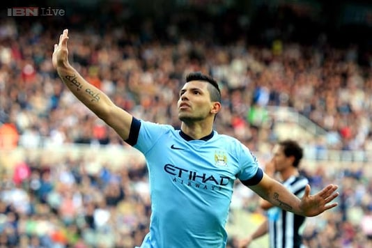 Manchester City start EPL title defense with 2-0 win over Newcastle