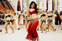 Kareena Kapoor dresses her wax statue in red 'Chammak Challo' saree