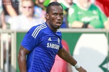 Didier Drogba gets number 11 Chelsea shirt back