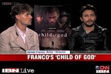 E Lounge: James Franco talks about 'Child of God'