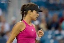 Serena, Ivanovic battle into Cincinnati final