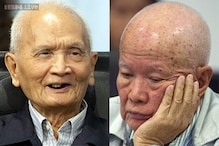 Cambodia tribunal convicts Khmer Rouge leaders Khieu Samphan and Nuon Chea
