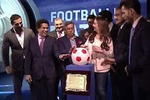 In pics: Official launch of the Indian Super League