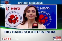 Our aim is to work towards creating a football movement: Nita Ambani