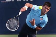 Novak Djokovic pulls through in Cincinnati, Tsonga out