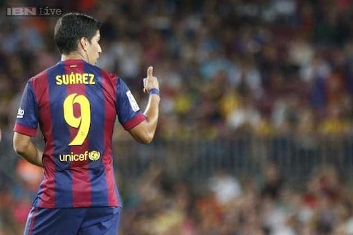 Suarez, Neymar make winning return to action with Barcelona