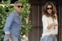 In Pics: George Clooney and Amal Alamuddin's star studded wedding in Venice