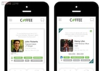 Coffee app turns job search into a social experience