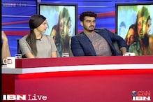 e lounge: Deepika Padukone, Arjun Kapoor talk about 'Finding Fanny'
