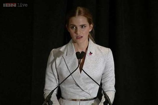 Watch: 'Men, gender equality is your issue too': Emma Watson delivers a powerful speech at the UN about ending gender inequality