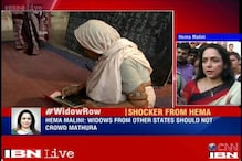 Hema Malini sparks a controversy, says widows from Bengal, Bihar should not crowd Mathura