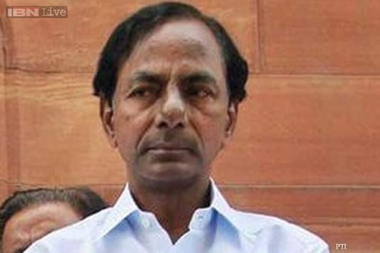 Journalists protest ban on channels in Telangana