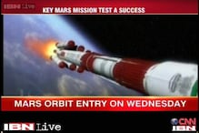 Mars orbiter insertion on Wednesday; Will India's Mangalyaan make space history?