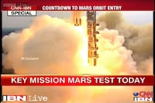 Mars mission: ISRO to test run Mangalyaan's main engine today