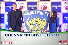 ISL: Chennaiyin FC unveil its official logo in Materazzi's presence