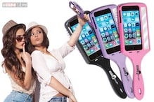 Selfie Brush: A selfie-clicking iPhone case that can also brush your hair