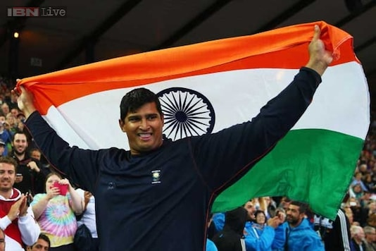 Vikas Gowda finishes overall 4th in IAAF Diamond League Series