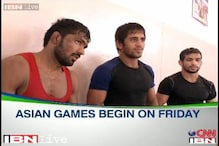 Asian Games 2014: India wrestlers go for glory in Incheon
