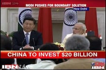 India, China sign 16 pacts worth $20 bn in two days