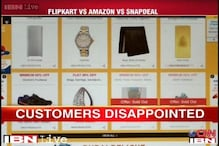 Flipkart site crashes on day of its biggest sale, angry customers lash out